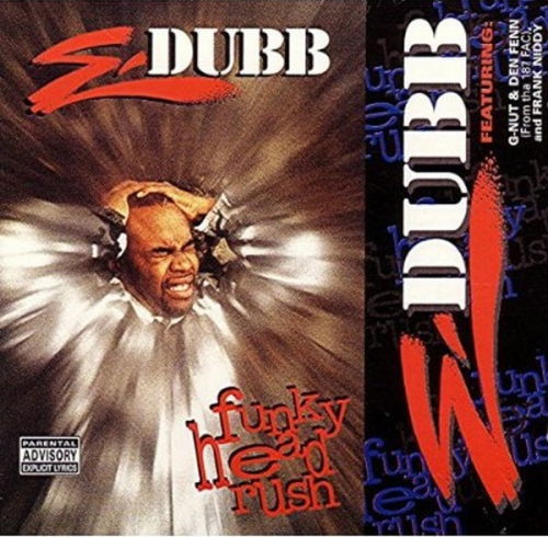 "E-DUBB ""FUNKY HEAD RUSH"" (USED CD)"