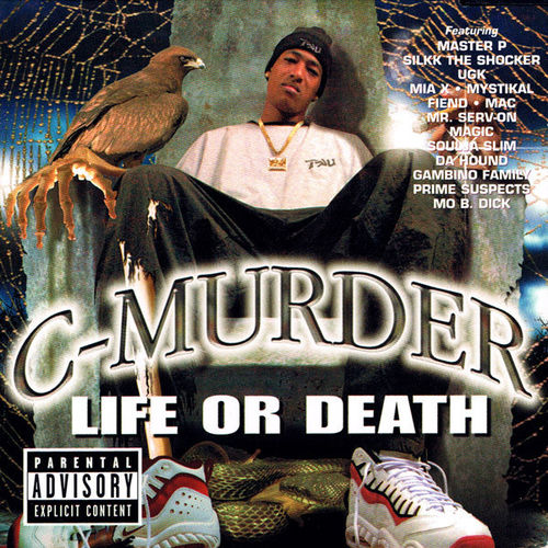 "C-MURDER ""LIFE OR DEATH"" (USED CD)"