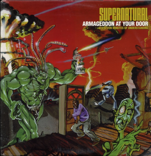 "SUPERNATURAL ""ARMAGEDDON AT YOUR DOOR"" (12INCH)"