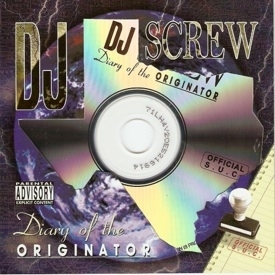 "DJ SCREW ""CHAPTER 22: P'S AND Q'S"" (2CD)"