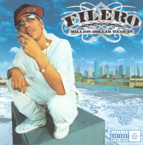 "FILERO (OF THE SPC) ""MILLION DOLLAR MEXICAN"" (USED CD)"