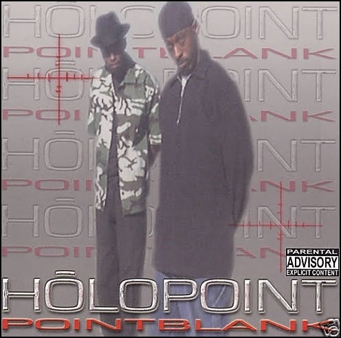 "HOLOPOINT ""POINTBLANK"" (CD)"