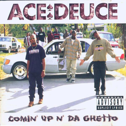 "ACE DEUCE ""COMIN' UP N' DA GHETTO"" (USED CD)"