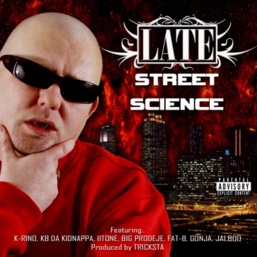 "LATE (FROM THE SPC) ""STREET SCIENCE"" (NEW CD)"