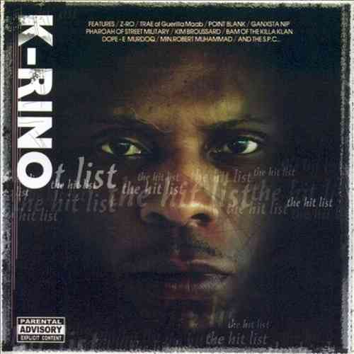 "K-RINO ""THE HITT LIST"" (USED CD)"