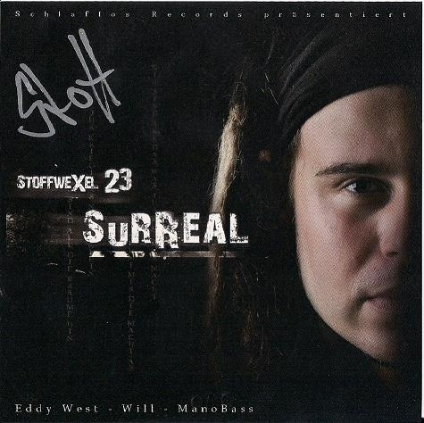 "STOFFWEXEL 23 ""SURREAL"" (NEW CD)"