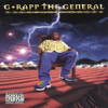 "G-RAPP THE GENERAL ""MILITARY MINDZ"" (NEW CD)"