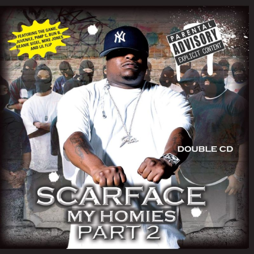 "SCARFACE ""MY HOMIES PART 2"" (USED 2-CD)"