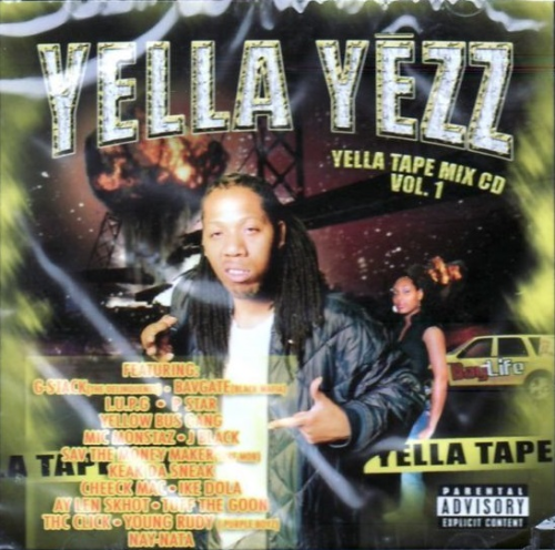 "YELLA YEZZ ""YELLA TAPE"" (CD)"