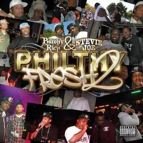 "PHILTHY RICH & STEVIE JOE ""PHILTHY FRESH 2"" (NEW CD)"