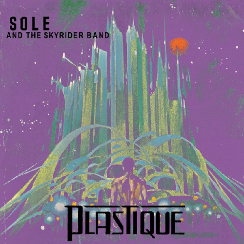 "SOLE AND THE SKYRIDER BAND ""PLASTIQUE"" (CD)"