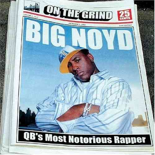 "BIG NOYD ""ON THE GRIND"" (CD)"