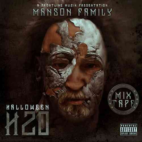 "MANSON FAMILY ""HALLOWEEN H2O"" (NEW CD)"