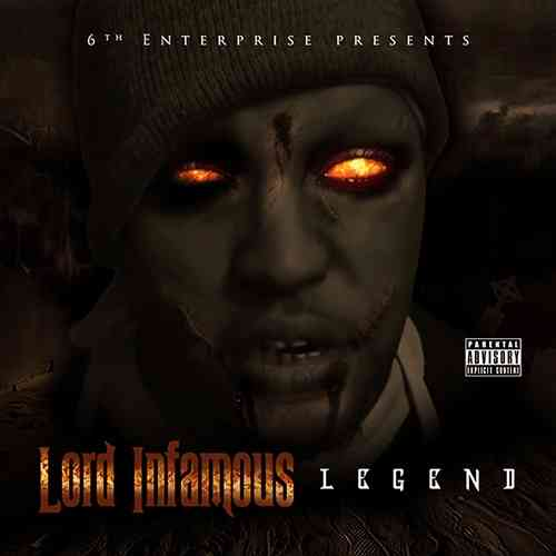"LORD INFAMOUS ""LEGEND"" (NEW CD+DVD)"