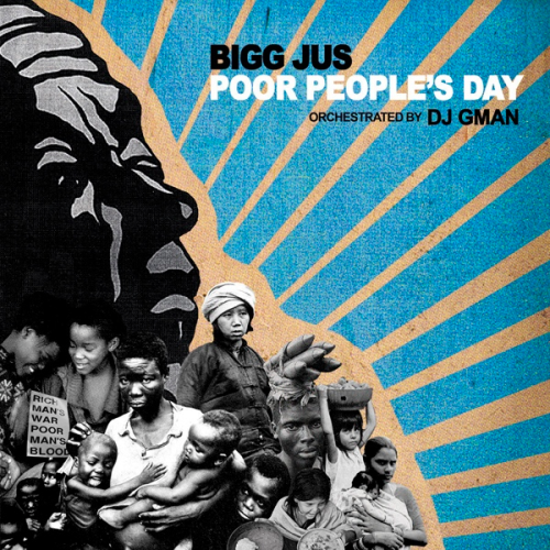 "BIGG JUS ""POOR PEOPLES DAY"" (USED CD)"