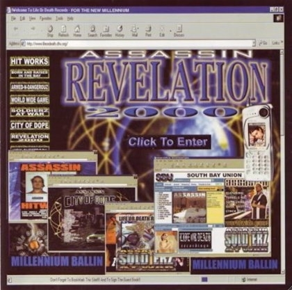 "ASSASSIN ""REVELATION 2000"" (NEW CD)"