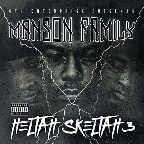 "MANSON FAMILY ""HELTAH SKELTAH 3"" (NEW CD)"