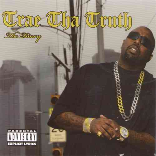 "TRAE THA TRUTH ""THE DIARY"" (USED CD)"