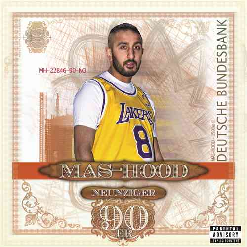 "MAS-HOOD ""90ER"" (NEW CD)"
