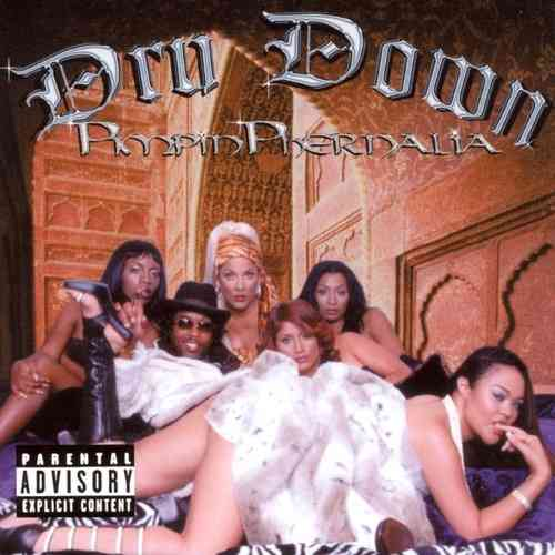 "DRU DOWN ""PIMPIN PHERNALIA"" (USED CD)"