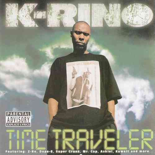 "K-RINO ""TIME TRAVELER"" (USED CD)"