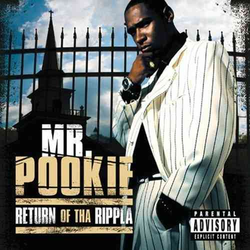 "MR. POOKIE ""RETURN OF THA RIPPLA"" (USED CD+DVD)"