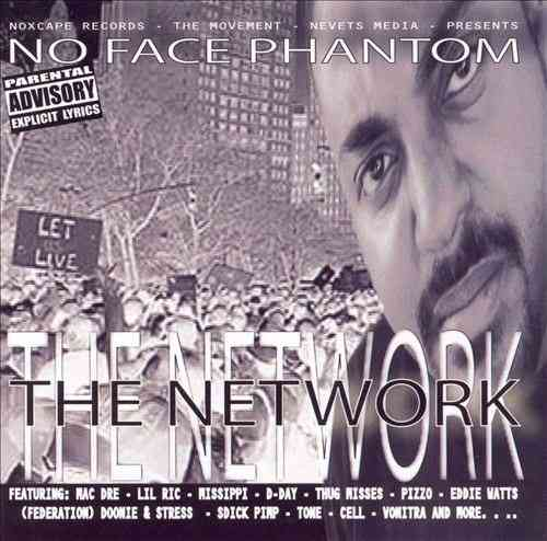 "NO FACE PHANTOM ""THE NETWORK"" (USED CD)"