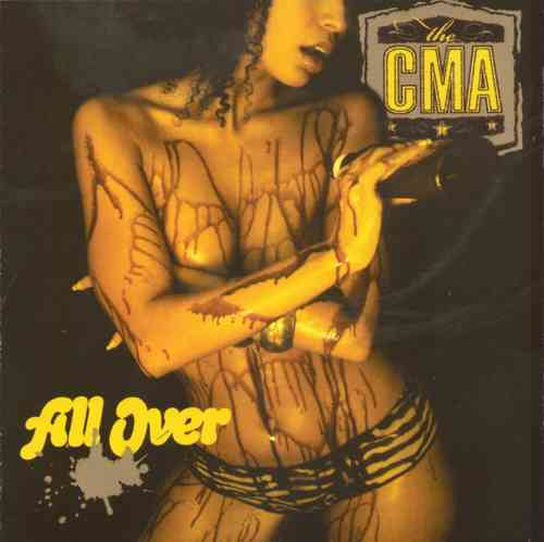 "THE CMA ""ALL OVER"" (USED CD)"
