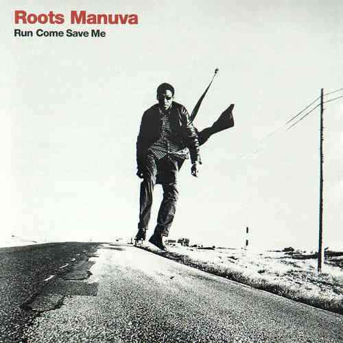"ROOTS MANUVA ""RUN COME SAVE ME"" (USED CD)"