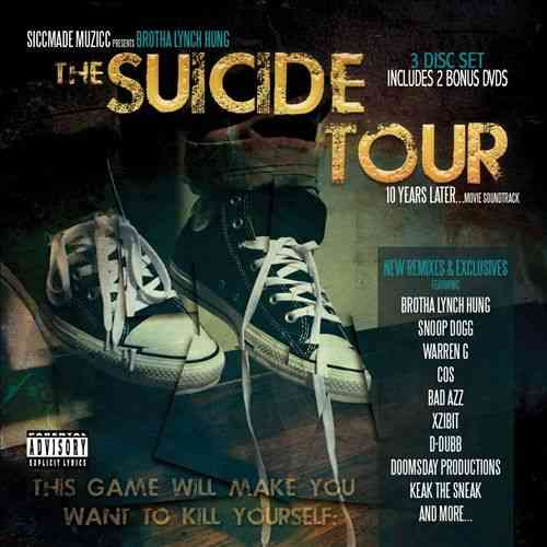 "BROTHA LYNCH HUNG ""THE SUICIDE TOUR"" (3 DISC SET)"