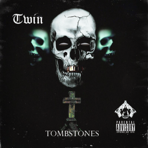 "TWIN ""TOMBSTONES"" (FREE DOWNLOAD)"
