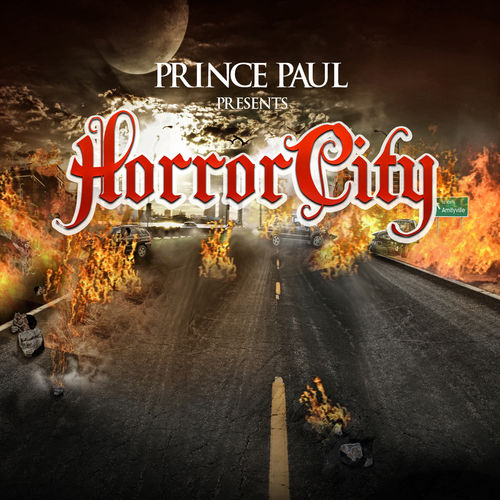 "PRINCE PAUL PRESENTS ""HORROR CITY 1995"" (FREE DL)"