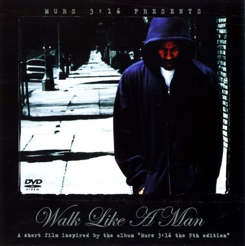 "MURS ""WALK LIKE A MAN"" (USED DVD+CD)"