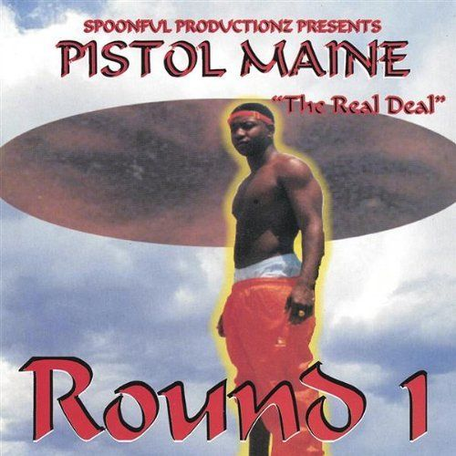 "PISTOL MAINE ""ROUND 1"" (NEW CD)"