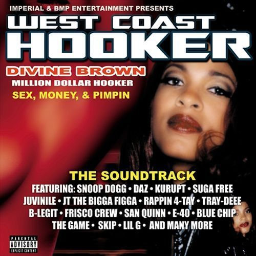 "IMPERIAL PRESENTS ""WEST COAST HOOKER"" (USED CD)"