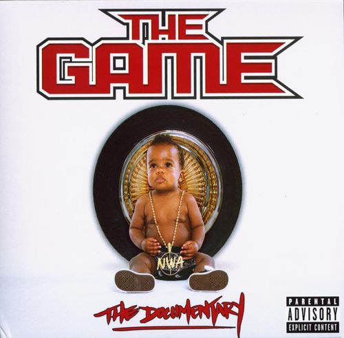 "THE GAME ""THE DOCUMENTARY: COLLECTOR'S EDITION"" (USED CD+DVD)"