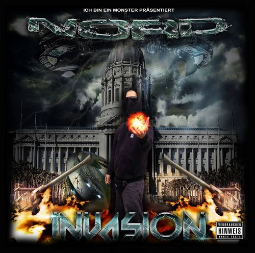 "NORD ""INVASION"" (NEW CD)"