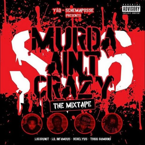 "SO6IX ""MURDER AIN'T CRAZY"" (FREE DOWNLOAD)"