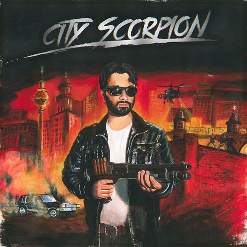 "AUGENMASS SAMPLER VOL. I ""CITY SCORPION"" (NEW CD)"