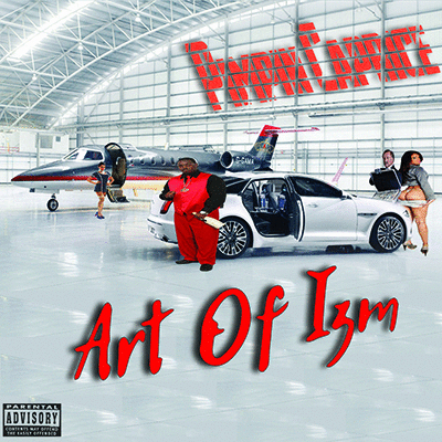 "PIMPIN CAPRICE ""ART OF IZM"" (NEW CD)"