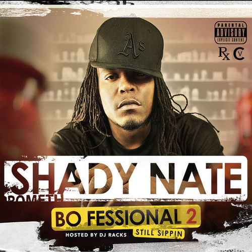 "SHADY NATE ""BO FESSIONAL 2"" (NEW CD)"