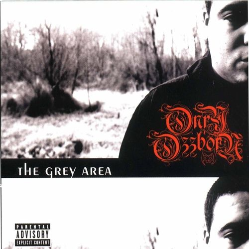 "ONRY OZZBORNE ""THE GREY AREA"" (USED CD)"