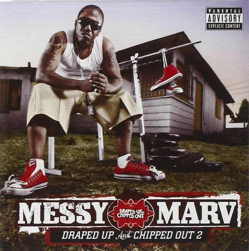"MESSY MARV ""DRAPED UP AND CHIPPED OUT 2"" (USED CD)"