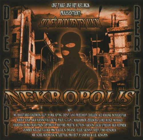 "SKOME ""NEKROPOLIS"" (USED CD)"