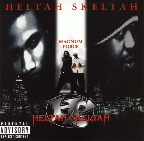 "HELTAH SKELTAH ""MAGNUM FORCE"" (USED 2-CD, LIMITED EDITION)"