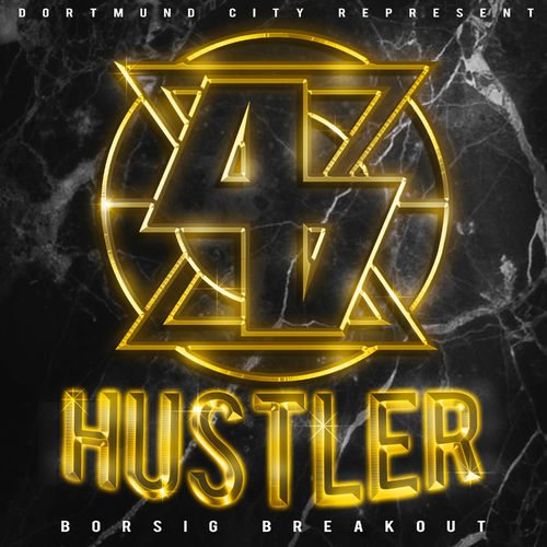 "44 HUSTLER ""BORSIG BREAKOUT"" (NEW CD)"