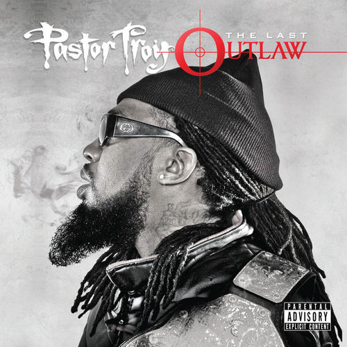 "PASTOR TROY ""THE LAST OUTLAW"" (USED CD)"