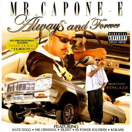 "MR. CAPONE-E ""ALWAYS AND FOREVER"" (USED CD)"
