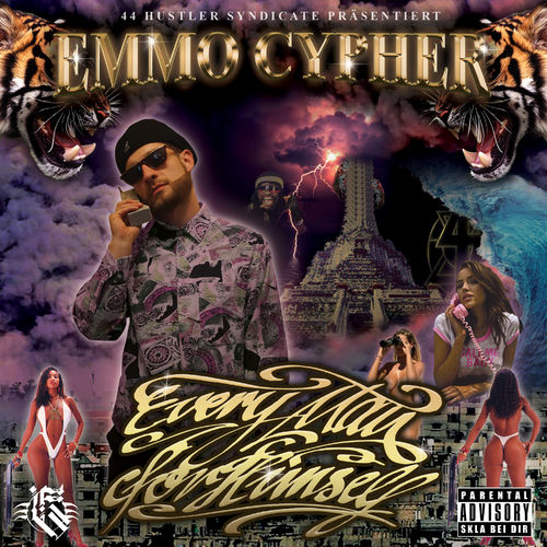 "EMMO CYPHER ""EVERY MAN FOR HIMSELF"" (FREE DOWNLOAD)"