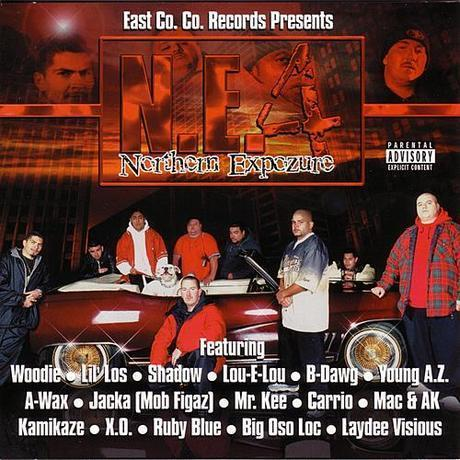 "EAST CO. CO. RECORDS ""NORTHERN EXPOZURE VOL. 4"" (USED CD)"